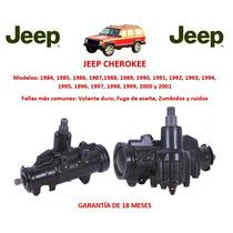 Caja Direccion Hidraulica Sinfin Jeep Cherokee 1999