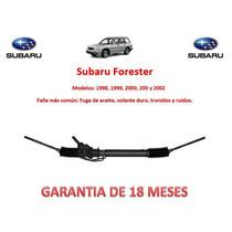 Caja Cremallera Direccion Hidraulica Subaru Forester 1999