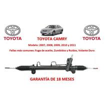 Caja Direccion Hidraulica Cremallera Toyota Camry 2007