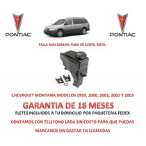 Deposito Direccion Hidraulica P/ Bomba Pontiac Montana