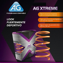 Resortes Ag Xtreme Ford Fiesta 2003 A 2010