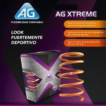 Resortes Ag Xtreme Seat Leon 2001 A 2005