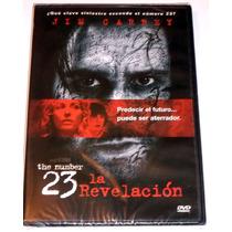 Dvd: El Numero 23: La Revelación (2007) Jim Carrey