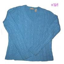 Sweater Marca Kate Hill Por Limpia De Closet ~ #769