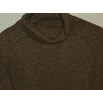 Sweater Dockers Cuello Alto Nuevo 100% Algodón Talla L