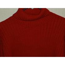 Sweater Old Navy Cuello Alto Algodón Nuevo Talla L