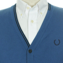 Fred Perry Sweater Xl Y 2xl