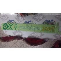Bufandas Originales Juegos Panamericanos Guadalajara 2011