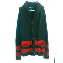 Polo Ralph Lauren Sweater T-l Caballero,fashion,antro,rock,