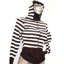Saco Sweter Jacket Chamarra Tejido Punto Moda Actual Spo