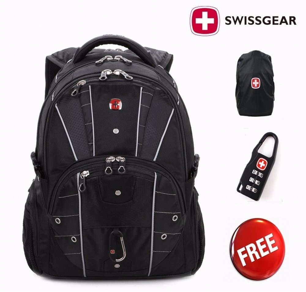 Swiss gear multifunctional men luggage travel bags brand k 2 en mercadolibre for Travel gear brand