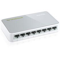 Switch 8 Puertos Tp-link Tl-sf1008d 10/100 Nuevo Garantia