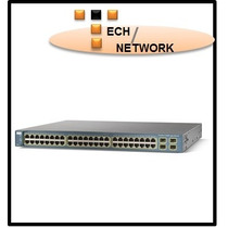 Switch Cisco 3560g 48 Puertos Poe
