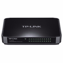 Tp-link, Switch 24 Ptos 10/100mbps De Escritorio, Tl-sf1024m