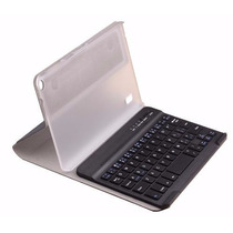 Teclado Bluetooth Funda Estuche P Tablet Chuwi Vi8 Plus Gris