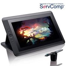 Tableta Digitalizadora Cintiq 13 Fullhd Mac O Pc De Wacom