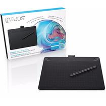 Tableta Digitalizadora Wacom Intuos Art Mediana Pen Touch