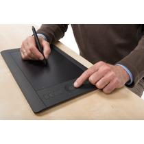 Wacom Intuos Pro Chica 32x21cm Tablet Digital Pluma Dedo Rm