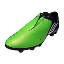 T-29.5mx Adidas Tacos Futbol Soccer F50 Tunit Verde Gym