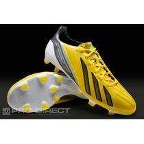 Adidas F50 --2013--el Color Mas Nuevo 100% Piel .profesional
