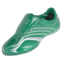 T-27mx Adidas Upper +f50.6 Tunit Verde Plata Ultraligera G