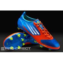 Adidas F50 Adizero--leo Messi 2012-my Coach--colores Nuevos