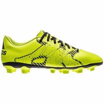 Zapatos Soccer Futbol X 15.4 Suelo Talla 25.5 Adidas B32792