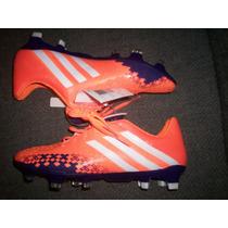 Tacos Soccer Adidas Predator Absolado Lz Trx Fg, 4mx