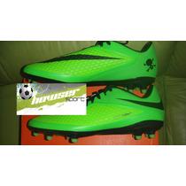 Tacos Futbol Nike Hypervenom Phelon Tf Neymar Texturizado