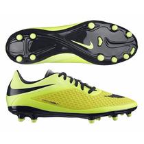 Nike Hypervenom Phelon Fg Tenis Futbol Pasto Tacos Turf Niño