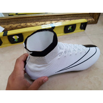 Mercurial Superfly Black & White / De Inmediato Sin Esperas!
