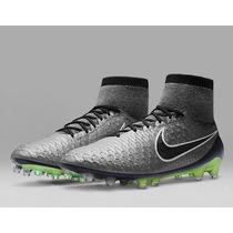 Tacos Nike Magista Obra Superfly Mercurial Liquid Chrome Acc