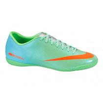 Nike Futbol Mercurial Victory Iv Ic Indoor Verde
