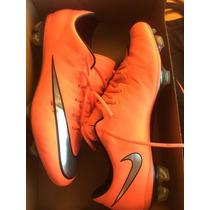 Nike Mercurial Color Mango Originales Y Profesionales
