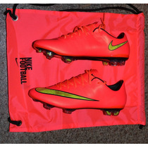Nike Mercurial Vapor X Fg Gama Alta Profesional