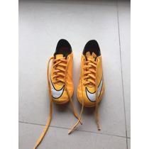 Tachones Originales Modelo Mercurial 19 Mexicano Marca Nike