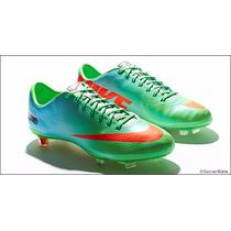 Nike Mercurial 98 Soccer Medida 6 Y 6.5 Mex Unikos En Me