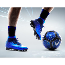 Tacos Nike Mercurial Superfly Cr7 Natural Diamond Cristiano
