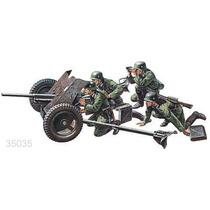 Tamiya Soldados Anti Tanque 37mm Alem 1/35 Revell Testor