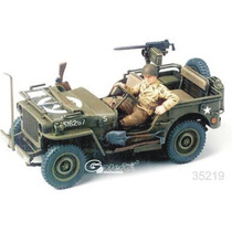 Tanque Tamiya Jeep Willys Mb 1/4 Ton 4x4 1/35 Armar / Revell
