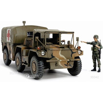 Tanque Tamiya Us Ambulancia Militar M792 1/35 Armar / Revell