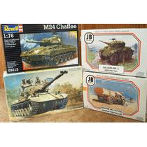 Lee Anunc X Tanques & Camion Lote 4 Modelos Esc 1/76