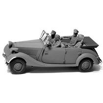 Soldados Modelo - Pasajeros 1:35 Kit Masterbox Plástico