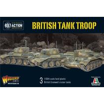 Tanques Señor De La Guerra - Juegos De Bolt Action Británi