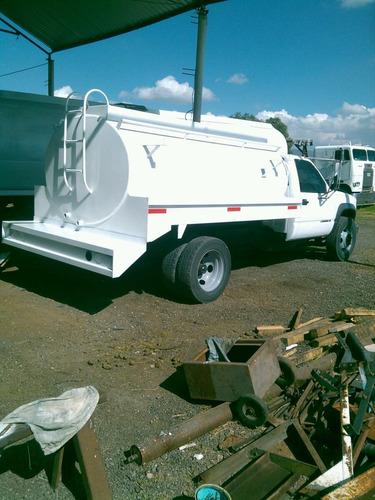 Tanques Para Pipas De Agua Para Camionetas, Rabón Y Torton