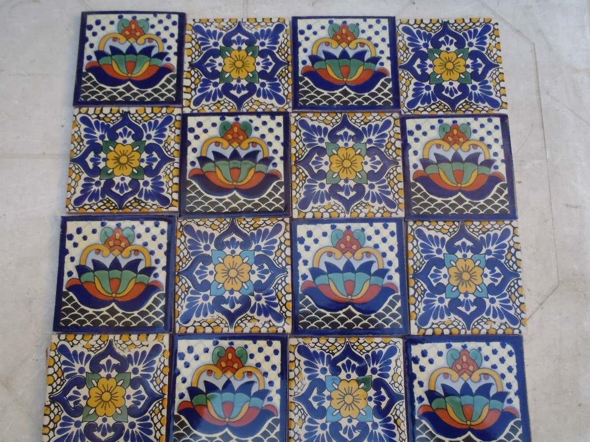 Tapete de azulejo tipo talavera en mercadolibre - Tipos de azulejos ...