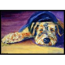 Snoozer Airedale Terrier Mat Interiores O Exteriores De 24x3
