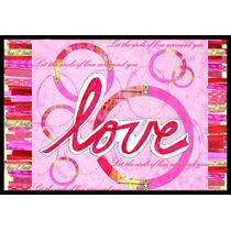 El Amor Es El Día De La Estera En Interiores O Exteriores D