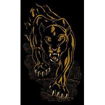 Tapete Minimalista African Adventure Black-panther
