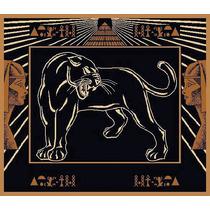 Tapete Minimalista African Adventure Egyptian-panther